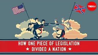 Download How one piece of legislation divided a nation - Ben Labaree, Jr. Video