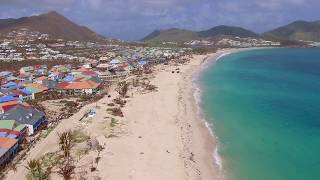 Download ST. MARTIN - Orient Beach Then And Now After Hurricane Irma Video