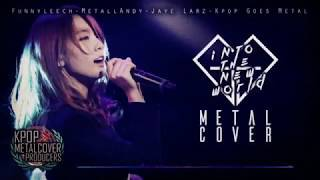 Download SNSD (소녀시대) - Into The New World // Metal Cover Video