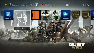 Download How to Download the Call of Duty: World War 2 Theme for the PS4! (CALL OF DUTY: WORLD WAR 2 THEME) Video