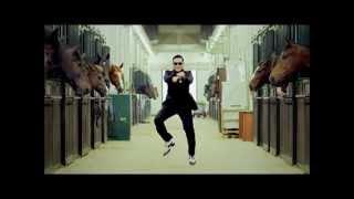 Download Gangnam Style (Lyrics On Screen) Video