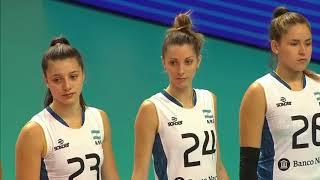 Download Women's VNL 2018: Argentina v Thailand - Full Match (Week 1, Match 17) Video