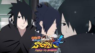 Download Naruto Ultimate Ninja Storm 4 MOD:Sasuke Pre Gaiden [Shinden V3]★ Video