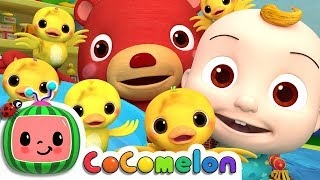 Download The Duck Hide and Seek Song   Cocomelon (ABCkidTV) Nursery Rhymes & Kids Songs Video