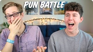 Download PUN BATTLE! | Evan Edinger VS MyNamesChai Video