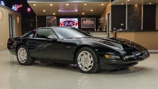 Download 1993 Chevrolet Corvette ZR 1 For Sale Video
