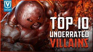Download Top 10 Most Underrated Super Villains! Video