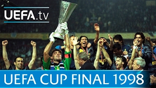 Download 1998 UEFA Cup final highlights - Inter-Lazio Video