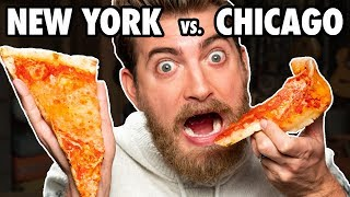 Download Ultimate Pizza Styles Taste Test Video