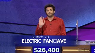 Download Electric Fancave Ep. 85 - w/ Jeopardy! Tournament of Champions winner Alex Jacob! Video