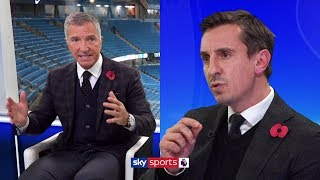 Download Gary Neville and Graeme Souness have HEATED debate about Man United | Super Sunday Video