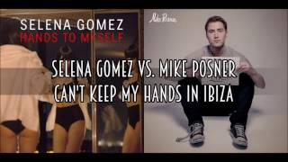 Download Selena Gomez vs. Mike Posner - Can't Keep My Hands in Ibiza (SimGiant Mash Up) Video