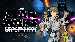 Download How Star Wars Should Have Ended (Special Edition) Video