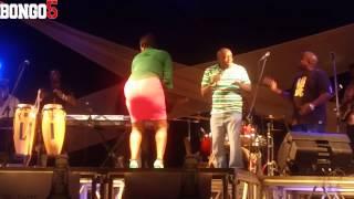 Download Dina Mario akitoa burudani katika sherehe ya Clouds kutimiza miaka 13 Video