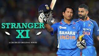 Download Stranger XI S1E3: Who's the G.O.A.T in ODIs - Tendulkar or Kohli? Video