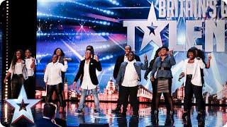 Download Revelation Avenue roar straight into the semi-finals!   Britain's Got Talent 2015 Video