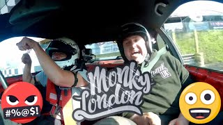 Download Monky London Electric Shock Drifting - He's a screamer Video