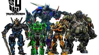 Download Transformers 4 : Age of Extinction - cast robots Video