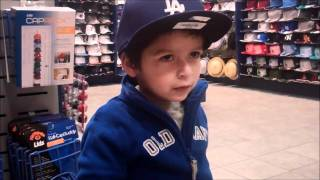 Download Dodger hat day Video