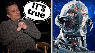 Download CONFIRMED ULTRON WILL BE IN AVENGERS: ENDGAME?! Video