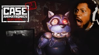 Download WHY IS HE RUNNING SO FAST!? | Case 2: Animatronics Survival Video