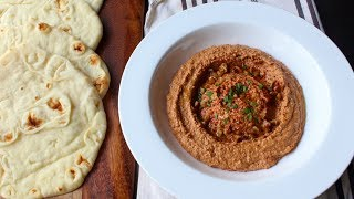 Download Muhammara (Roasted Pepper & Walnut Spread) - How to Make Muhammara Dip & Spread Video