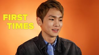Download Key From SHINee Tells Us About His First Times Video