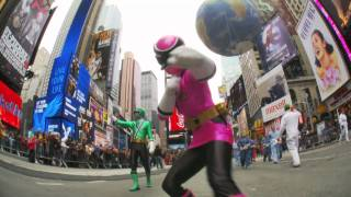 Download Power Rangers Take New York Video