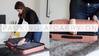 Download Pack With Me: Carry-On Top Tips | The Anna Edit Video