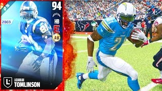 Download LADANIAN TOMLINSON RUNS TRIANGLES AROUND THE DEFENSE! - Madden 17 Ultimate Team Video