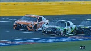 Download Monster Energy NASCAR Cup Series 2017. Monster Energy Open. Battle for Win Video