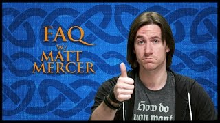 Download Frequently Asked Questions about RPGs! (Game Master Tips) Video