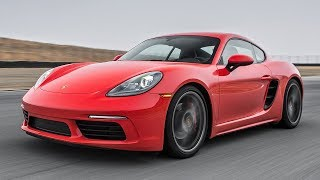 Download 2017 Porsche 718 Cayman S Hot Lap! - 2017 Best Driver's Car Contender Video