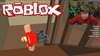 Download FALLING DOWN A STAIRCASE!! | Roblox Broken Bones 2 | Kid Gaming Video