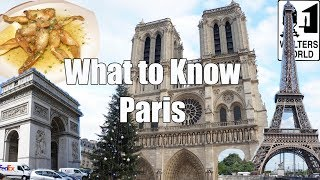 Download Visit Paris - What to Know Before You Visit Paris, France Video