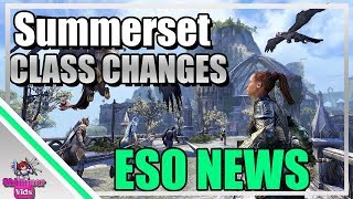 Download ESO: Summerset Class Changes Video
