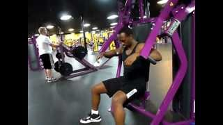 Download CHEST DAY AT PLANET FITNESS Video