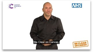 Download Be Clear on Cancer, Bowel Cancer Screening leaflet - BSL version Video
