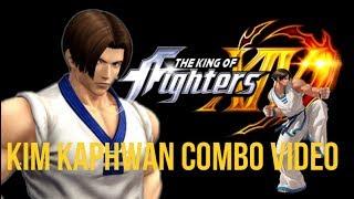 Download KOF XIV: Kim Kaphwan combo video(ver.2.01) Video