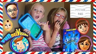 Download I Mailed Myself to FGTeeV - FUNnel Vision Family w/ Cousin! It Worked! Minecraft Roblox Games (Skit) Video
