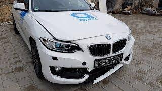 Download BMW 218 CRASH, CHOCOLATE PORSCHE AND A €5000 REWARD! Video