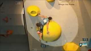 Download IFSC Boulder World Cup 2014 - Hard Boulder Moves 1 Video