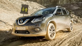 Download 2017 Nissan X-Trail 2.0 Diesel - Off-roading and Design Video