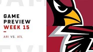 Download Arizona Cardinals vs. Atlanta Falcons   Week 15 Game Preview   Move the Sticks Video