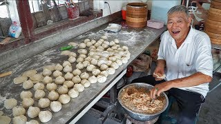 Download Most Unique Street Food in Taiwan | RARE Taiwan Street Food Tour - Handmade BEST Taiwan Dumplings Video