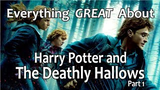 Download Everything GREAT About Harry Potter and The Deathly Hallows - Part 1! Video
