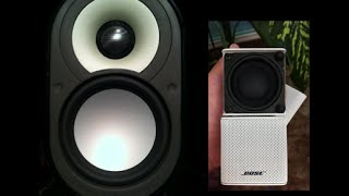 Download Bose Lifestyle 535 vs. Paradigm MilleniaOne Speakers Video