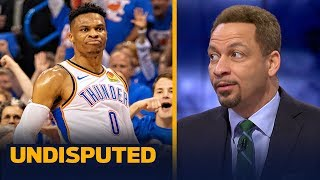 Download 'Russell Westbrook's legacy is not going to be about winning' — Chris Broussard | NBA | UNDISPUTED Video