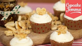 Download Christmas Mince Pie Cupcake Recipe | Cupcake Jemma Video
