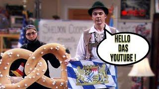 Download 4 lustige Deutsch-FAILS in AMERIKANISCHEN Serien! Video